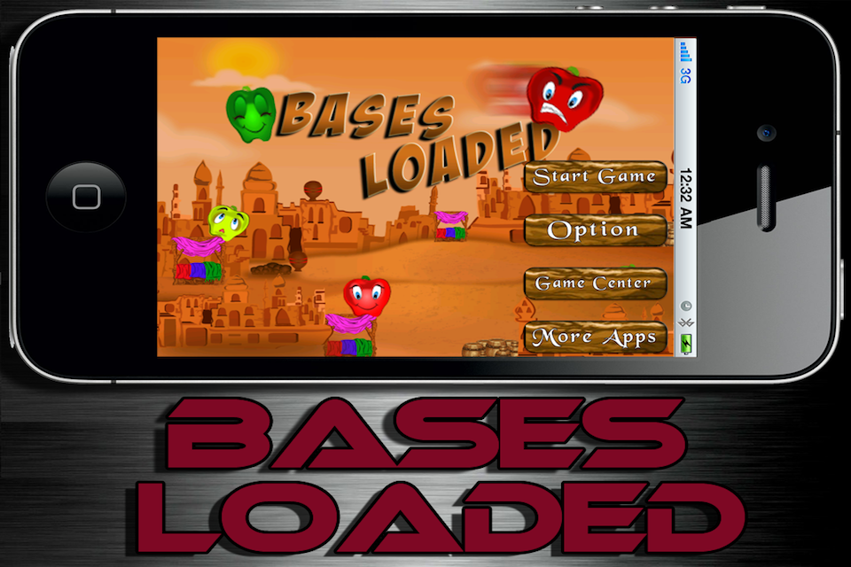 Screenshot Bases Loaded V1 Free