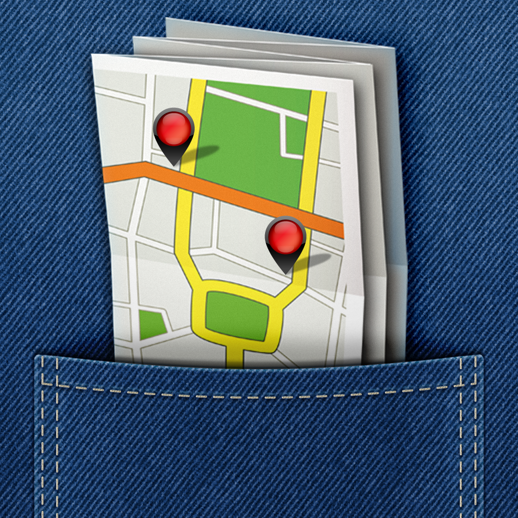 City Maps 2Go - Offline-Karten…