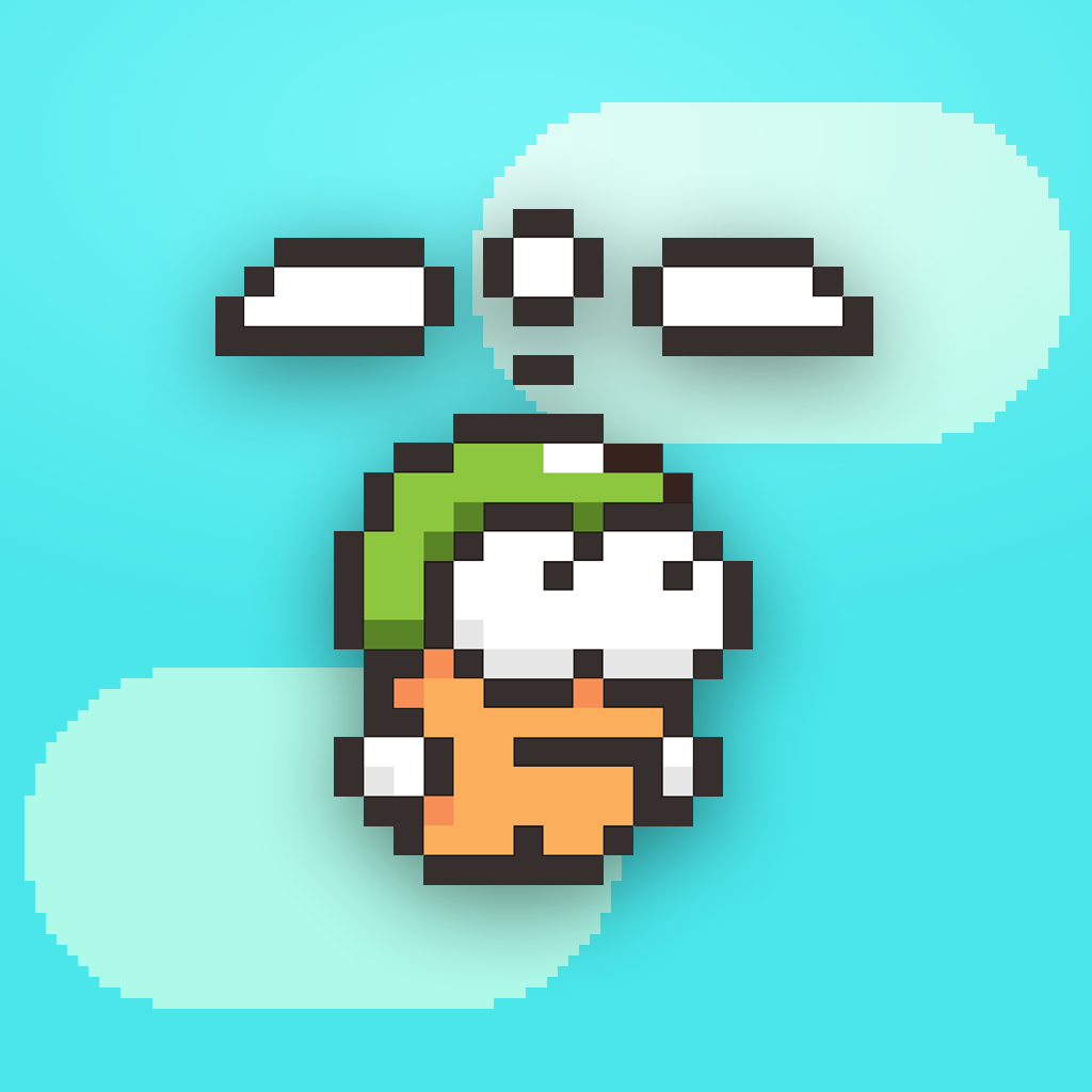 iPhone, iPad: »Swing Copters«